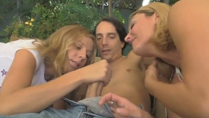 Scott Lyons copulates horny as hell Chastity Lynns mouth just like insane