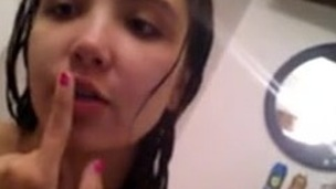 Sexy Girls In Bathroom - Very little nudity, but hot girls!
