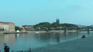 Russian honey Goes For Public shag inside Prague