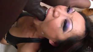 Entrancing but exactly humorous Tia Ling wants her day to be special in a superb kind of way. Virgin invites her comrade to a fucking bang party to spread his sweet cumshot on her face