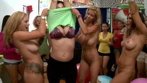 Our fucking hot porn stars Alexis Fawx, Jamie Valentine and Rachel Starr hanging out at nasty teens fucking fun party, fellows and girls are fucking wild!