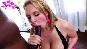 Busty and lustful Brooke acquires destroyed