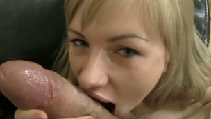 Its impressive that a petite girl like Sasha Rose can get so much of Roccos massive pecker in her mouth! Come watch her in action!
